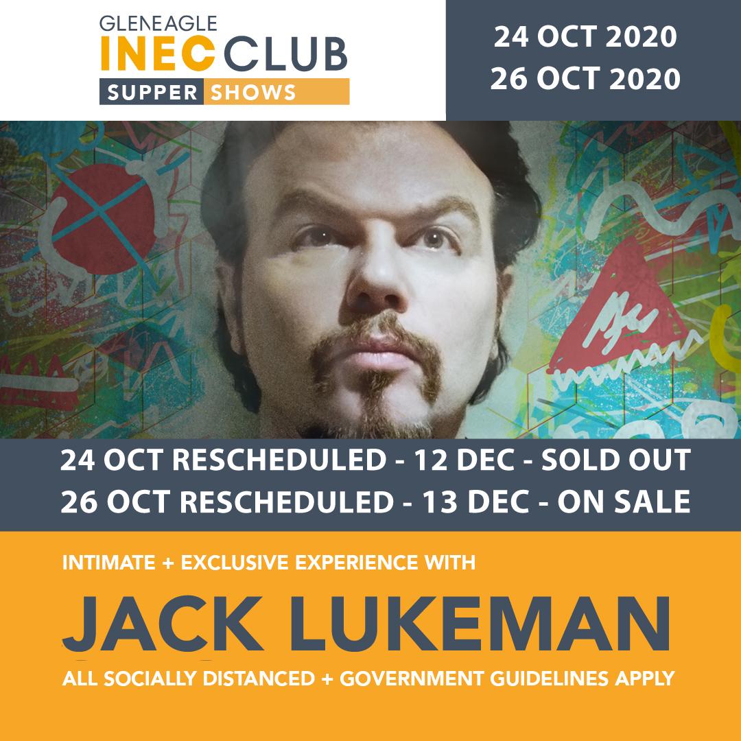 Jack Lukeman at the INEC - December 2020
