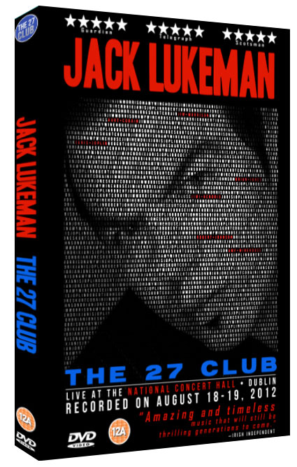 The 27 Club DVD Cover