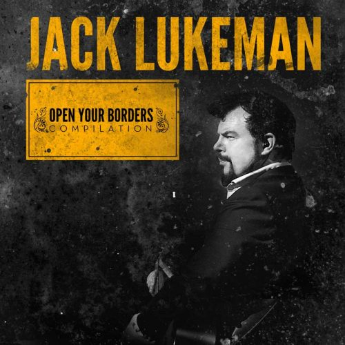 Open your Borders Album Cover