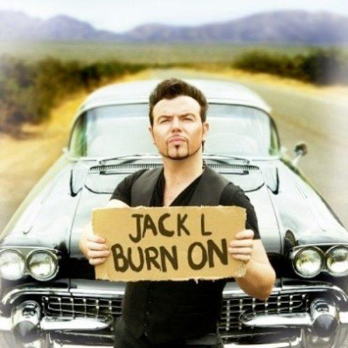 Burn On Album Cover