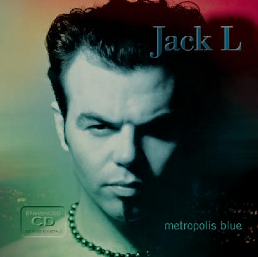 Metropolis Blue Album Cover
